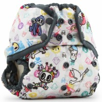 Подгузник для плавания One Size Snap Cover Kanga Care tokiBambino/Castle