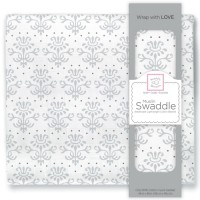 Пеленка муслиновая SwaddleDesigns Sterling Lillie