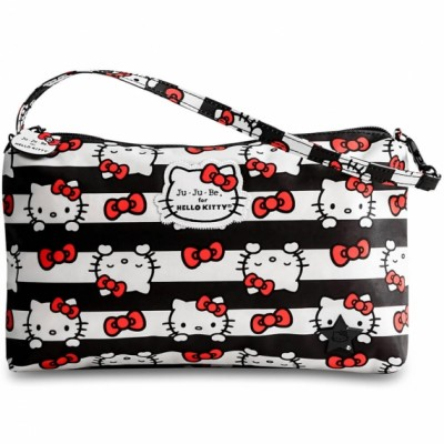 Сумочка Ju-Ju-Be Be Quick - Hello Kitty Dots & Stripes