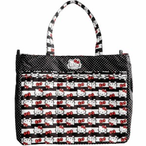 Сумка для мамы Ju-Ju-Be Be Super Be - Hello Kitty Dots & Stripes