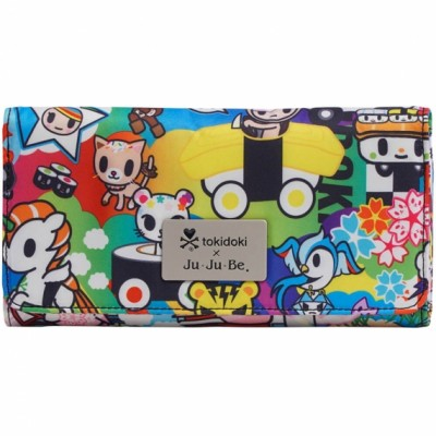Кошелек Ju-Ju-Be Be Rich - Tokidoki Sushi Cars