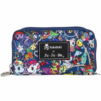 Кошелек Ju-Ju-Be Be Spendy - Tokidoki Sea Punk